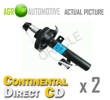 2 x CONTINENTAL DIRECT FRONT SHOCK ABSORBERS SHOCKERS STRUTS OE QUALITY GS3132FL