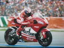 Photo Marlboro Ducati Desmosedici GP3 2003 #12 Troy Bayliss (AUS) TT Assen #3