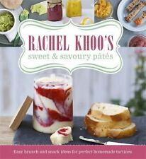 Rachel Khoo's Sweet and Savoury Pâtés by Rachel Khoo (2015, Hardcover)