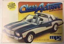 Mpc Class Action Monte Carlo Model Kit In Very Good Unbuilt Condition