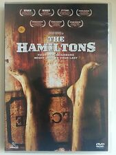 THE HAMILTONS - THE BUTCHER BROTHERS - DVD - R2