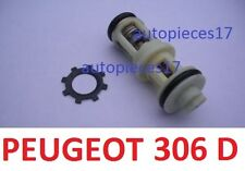 KIT JOINTS + CLIPS + NOTICE REPARATION PANNE SUPPORT FILTRE GASOIL PEUGEOT 306 D