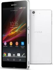 NEW SONY XPERIA Z - 16GB - WHITE (UNLOCKED) SMARTPHONE (LT36H) + FREE GIFTS