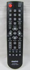 Sanyo RC200NS00 TV Remote DP24E14M, DP32D53, DP32D53M, DP39D14M, DP40D64