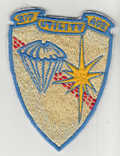Wartime Thai 317th Utility Airlift Control Squadron Patch