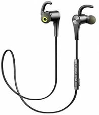 Wireless Headphones, SoundPEATS Bluetooth 4.1 Running Earphones Stereo Magnetic
