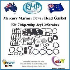 A Brand New Power Head Gasket Kit Mercury Mariner 3cyl 70hp-90hp # 27-43004A99