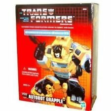 Transformers Commemorative Series VI Generation 1 G1 Grapple Figure Re-Issue