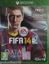"JEU XBOX 360 ""FIFA 14"" (inclus FIFA 14 Ultimate Team Legends) NEUF SOUS BLISTER"