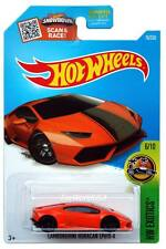 2016 Hot Wheels #76 HW Exotics Lamborghini Huracan LP610-4