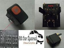 VW / Volkswgen Polo MK3 - Hazard Warning Switch / Button - 6N1953235