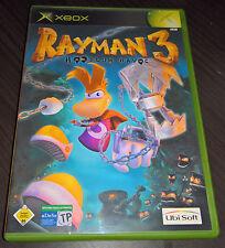 Juego XBOX ORIGINAL Rayman 3 Hoodlum Havoc ***muy buen estado***