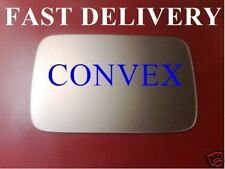 BMW SERIES 3 E36 DOOR WING MIRROR GLASS WIDE ANGLE CONVEX RIGHT OR LEFT