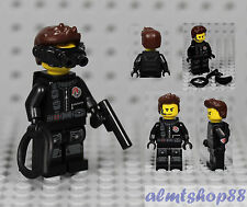 LEGO Series 16 - Spy w/ Backpack 71013 Night Vision Goggles Agent Minifigure CMF