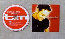 "CD AUDIO MUSIQUE / TIZIANO FERRO ""PERDONO"" 2T CD SINGLE 2002 CARDSLEEVE"