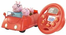 New Peppa Pig drive and steer R/C remote control car Age 18m+