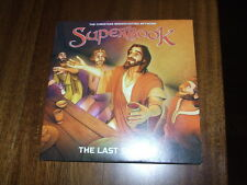 Superbook: The Last Supper (DVD, The Christian Broadcasting Network)