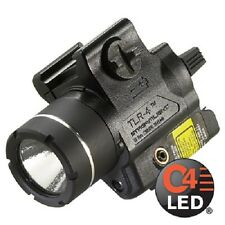 Streamlight 69240 TLR-4 Compact Rail Mounted Tactical Light and Red Laser