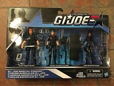 GI JOE 50th OUTBACK FALCON SHOOTER Three pack Special Forces TRU Jodie Craig