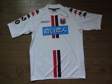 Consadole Sapporo 100% Official Japan Soccer Jersey M BNWT 2011 Away J-League