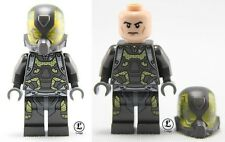 Yellow Jacket Ant-Man minifigure figure w Lego Sticker movie custom