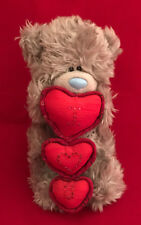 "ME TO YOU BEAR TATTY TEDDY 6"" I LOVE YOU HEART STANDING DIMANTE VALENTINES GIFT"