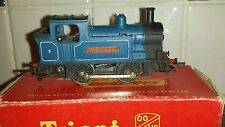 Triang r355 industrial nellie 0-4-0 tank loco. Boxed with triang cab light