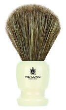 VIE-LONG Shaving brush Roof/Horsehair mix 0 4/5in Metacrylath HIGH QUALITY