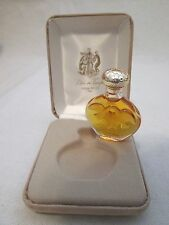 L'air du Temps Nina Ricci Vintage Pure Perfume .2 oz Mint in Box MIB Lalique