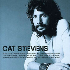 CAT STEVENS - Icon (Best Of / Greatest Hits) - CD - NEU/OVP