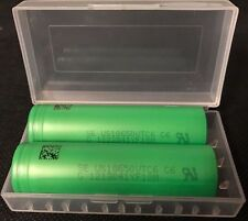 "Brand New ""2"" Sony US18650VTC6 VTC6 3000mAh 30A HIGH DRAIN Recharge Battery"