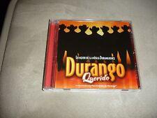 Durango Querido Lo Mejor De La Musica Duranguence CD