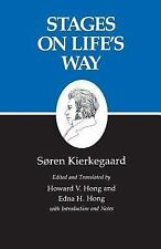 Stages on Life's Way : Kierkegaard's Writings, Vol 11-ExLibrary