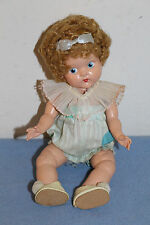 """1948-50 Vogue 8"""" CRIB CROWD Early Painted Eye  Doll #8 ADORABLE! Pre Ginny"""
