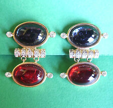 755 / VINTAGE VALENTINO EARRINGS