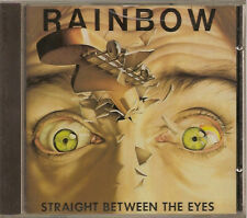 Straight Between The Eyes by Rainbow (CD, 1982, Polydor 800 028-2) West Germany