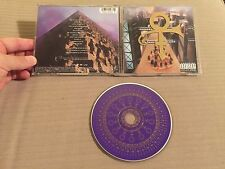 EXCELLENT EMBOSSED CASE!!!!! Love Symbol Album Prince & New Power Generation CD