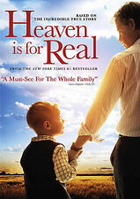 Heaven Is For Real (DVD, 2014) Based on The Incredible True Story