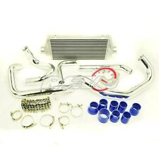 NEW REV9 02-07 SUBARU WRX STI FRONT MOUNT INTERCOOLER KIT FMIC EJ20 EJ25