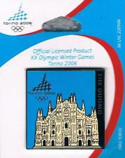 2006 Torino Duomo Olympic Pin New in Package