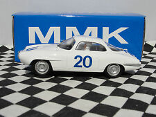 MMK ALFA ROMEO SPRINT SPECIALE WHITE #20 EXCLUSIVE THESLOTOUTLET LE 1:32 SLOT