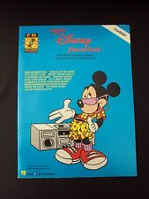 Clarinet Sheet Music/Book Disney favourites with CD *Gift Idea*
