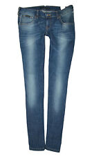NEW Ladies CALVIN KLEIN low SKINNY stretch JEANS womans size W32 L34 uk 14 34leg