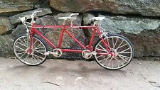 Miniature Tandem Bicycle 1:10 Scale New in Box