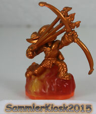 Golden Flameslinger Skylanders Giants Figur exclusive limited Variante gebraucht