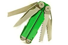 "Leatherman Wave Multi-Tool, ""Verde Green Ceramic Edition"""