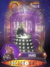 DOCTOR WHO CLASSIC FIGURE DALEK CREATOR DAVROS 10th DR ERA THE STOLEN EARTH