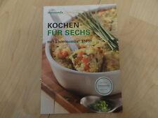 Thermomix TM 5 31 21 Vorwerk Rezepte Kochen für sechs Personen Heft neu