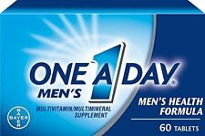 2 Pack - One-A-Day Men's Health Formula 60 Each