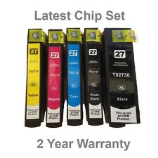 5 Pack T273XL 273XL ink  for Epson Expression Premium XP610 XP810